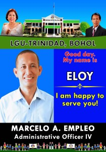 MARCELO A. EMPLEO Administrative Officer IV