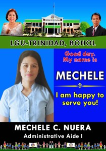 MECHELE C. NUERA Administrative Aide I