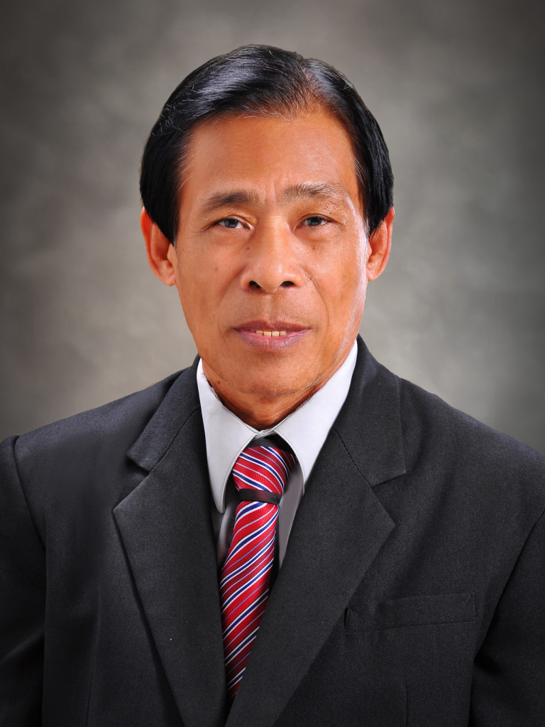 HON. FRANCISCO U. GONZALES, MPA Municipal Vice Mayor