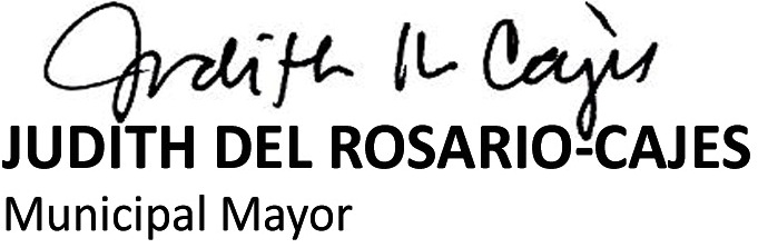 mayor message - Copy
