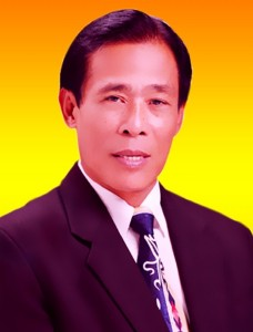 HON. FRANCISCO U. GONZALES Municipal Vice Mayor