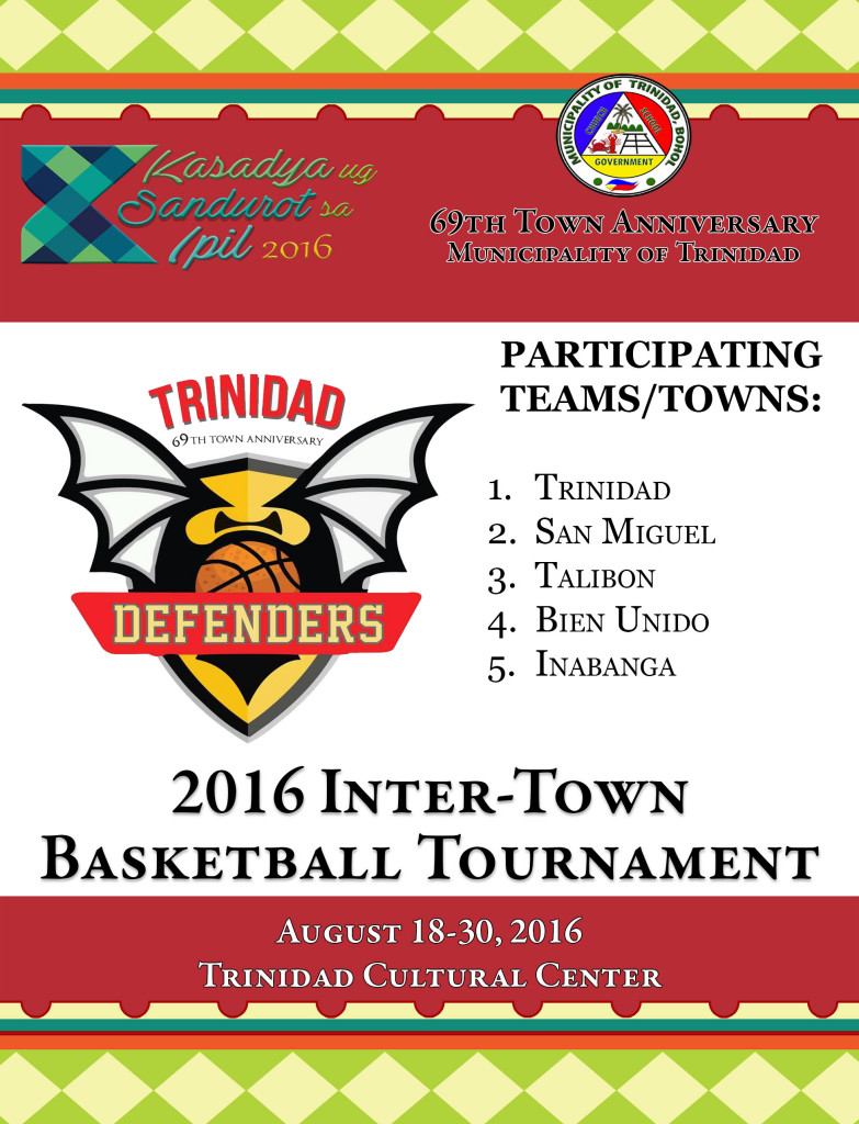2. INTER-TOWN BASKETBALL TOURNAMENT