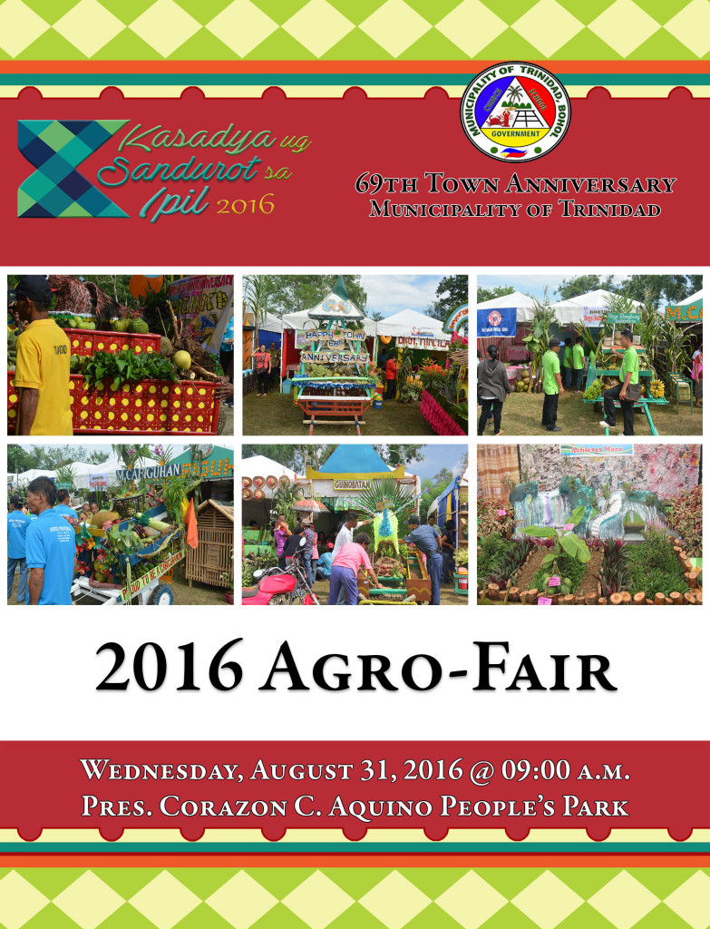 5. OPENING OF 2016 AGRO FAIR